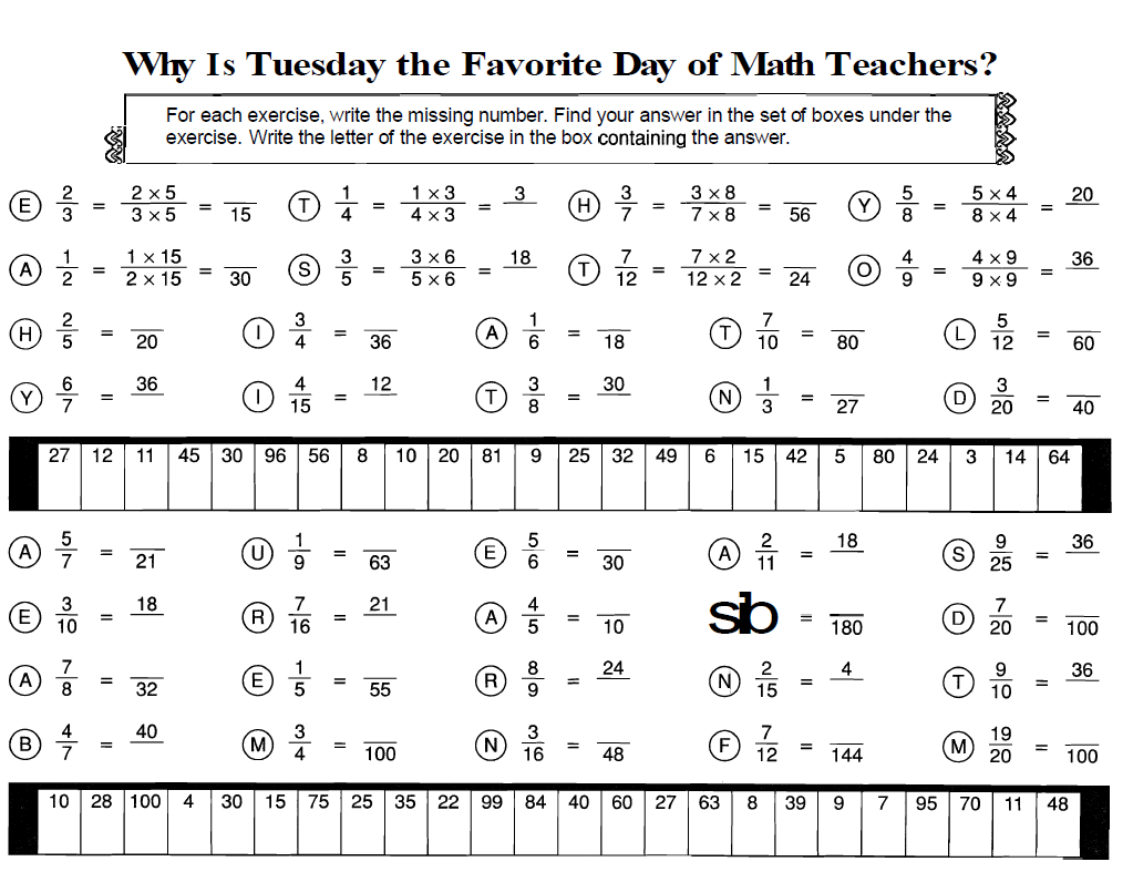 Math 6 miss fredericks classroom november 30th meaning of fractions review november 23rd lcm practice november 12th greatest common factor factor tree method worksheet ibookread ePUb